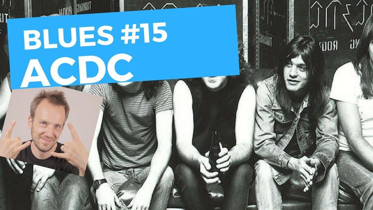 Lick #15 - ACDC - Cours de guitare Electrique - YouTube