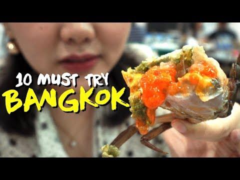 10 MAKANAN MUST TRY di BANGKOK