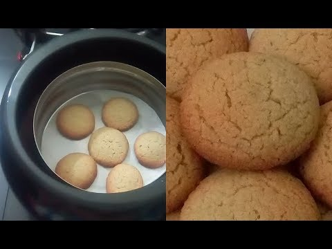 how to make cookies without oven in hindi