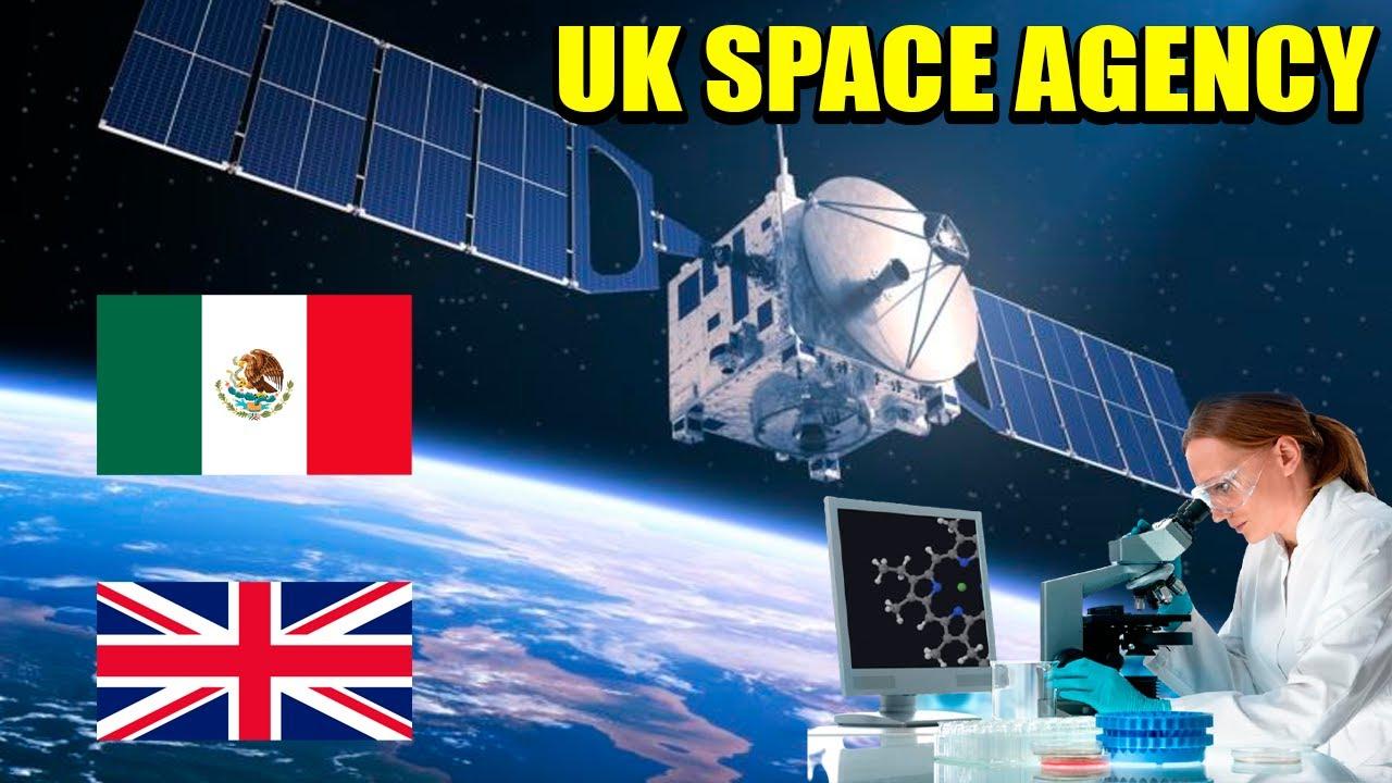 La Agencia Espacial del Reino Unido financiará Proyecto Satelital en el Caribe Mexicano