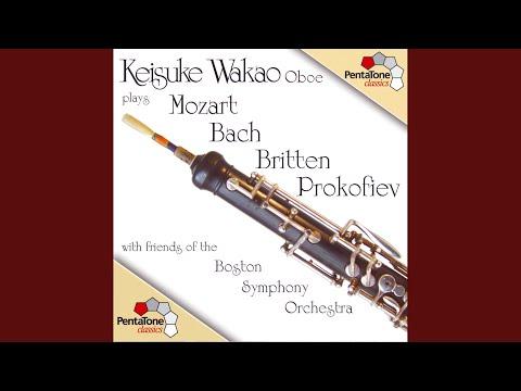 "Kommt, eilet und laufet, BWV 249, ""Easter Oratorio"": I. Sinfonia, ''Adagio''"