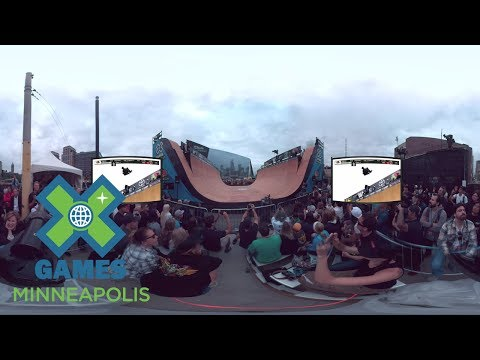 Virtual Reality: Skate Vert Highlights | X Games Minneapolis 2017