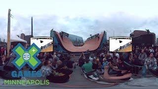 Virtual Reality: Skate Vert Highlights | X Games Minneapolis 2017