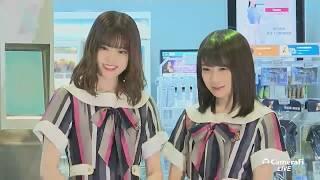 [Live 搶鮮看] 乃木坂46 智慧商店參訪活動with CameraFi Live.