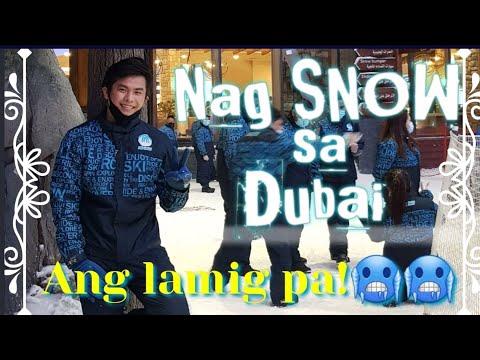 SKI DUBAI TOUR: SNOW ALL AROUND