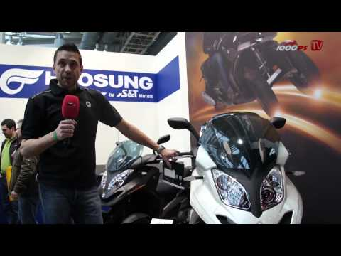 MSA präsentiert - Quadro 2012 Roller Foto