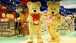 Самый большой магазин игрушек хэмлиз hamleys