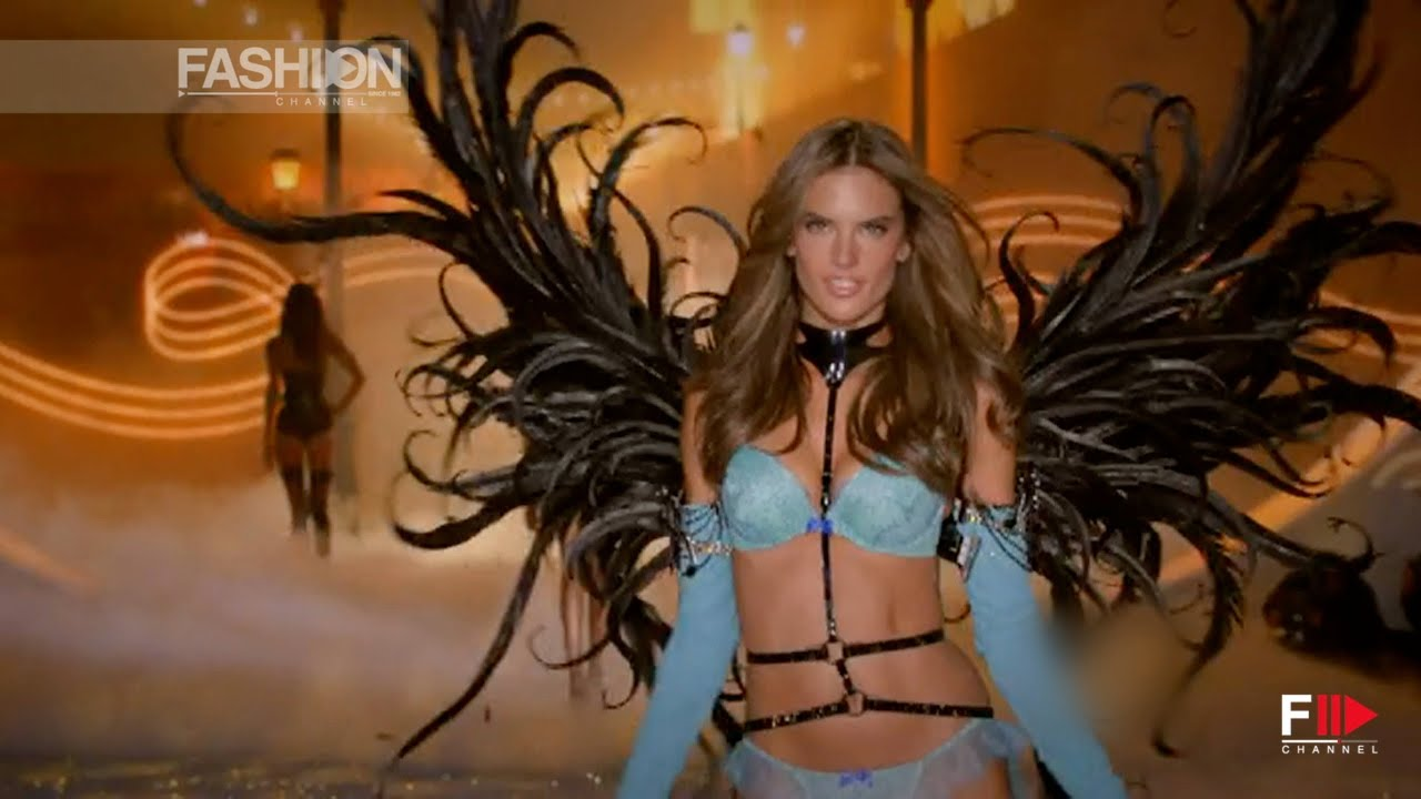 Victoria S Secret Fashion Show 2013 Focus On Quot Alessandra Ambrosio Quot By Fashion Channel Youtube