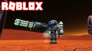 4-STAR WEAPON AND NEW ARM ? ROBLOX MARS MINING SIMULATOR
