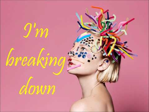 Sia - I'm In Here  (Acoustic Version)  With Lyrics