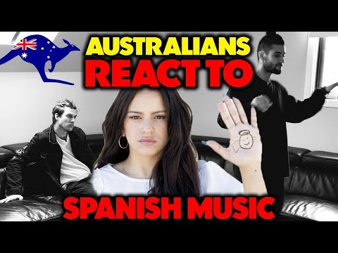 AUSTRALIANS REACT TO: SPANISH MUSIC | ROSALÍA - MALAMENTE REACTION Mp3