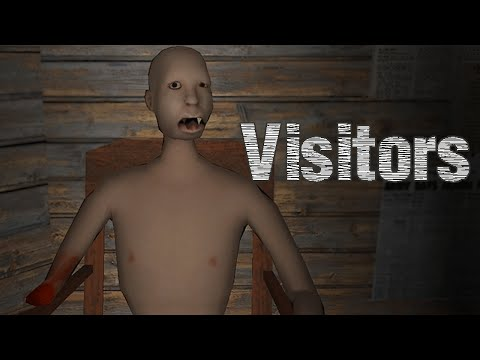 Visitors - The Best Alien Invasion Game Ever