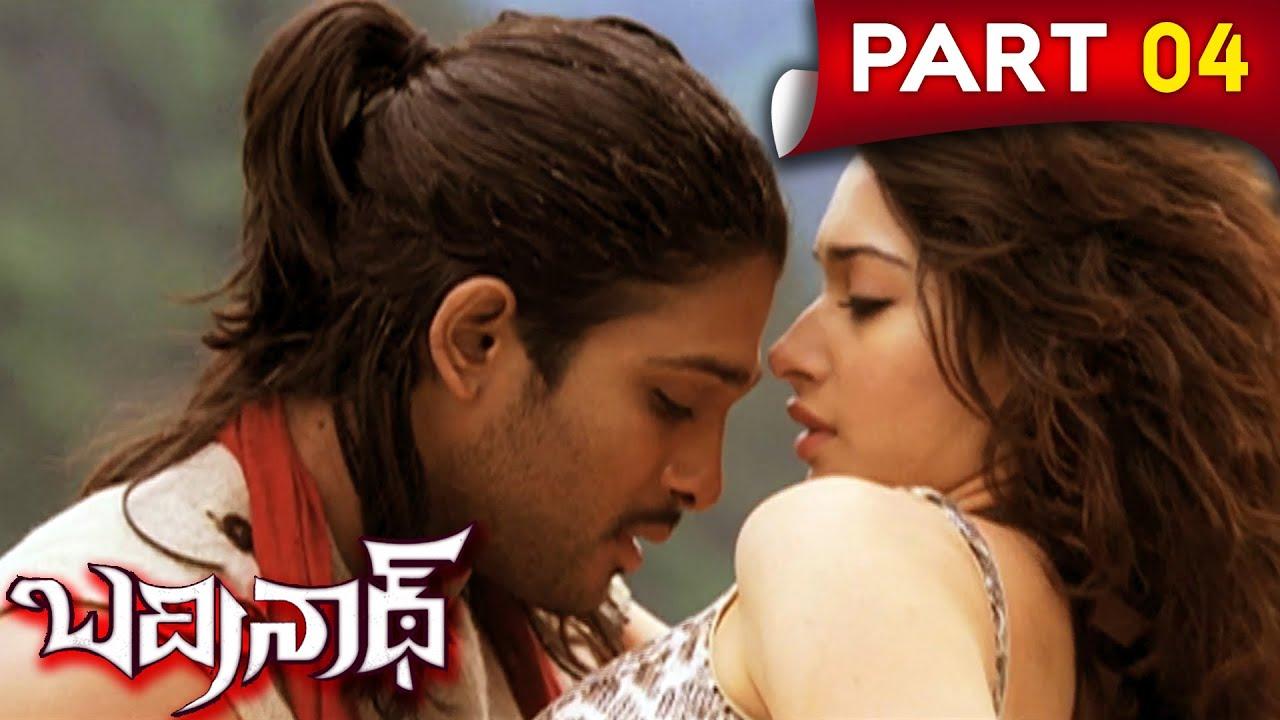 Badrinath Telugu Full Movie    Allu Arjun, Tamanna    Part 9