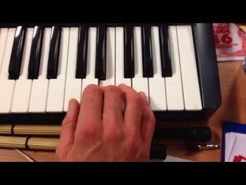 Pachebel Canon:  Melody Line 2 (Right Hand) Tutorial