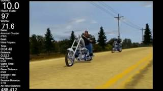 American Choppers (PS2) - 7/6/2016