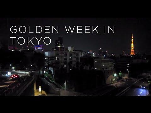 Golden Week in Tokyo