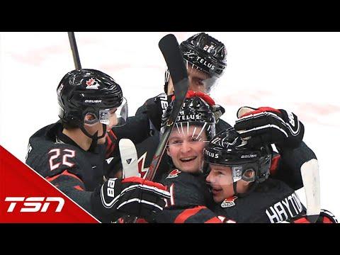 Canada 6 Slovakia 1 Full World Juniors Highlights Youtube