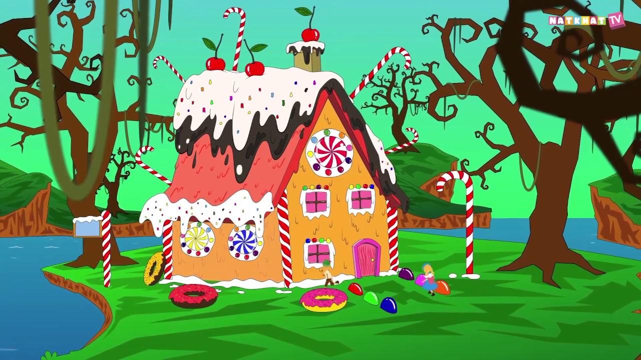 Download Hansel & Gretel | Gingerbreadman | Cinderella | 3 in 1 tales | పిల్లలకు కొత్త కథలు