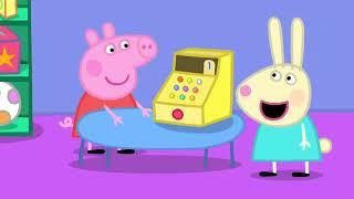 Peppa豚英語の完全エピソード作成#7