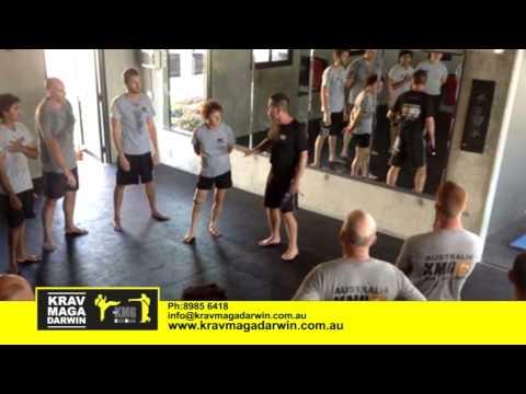 Krav Maga Darwin TV Commercial