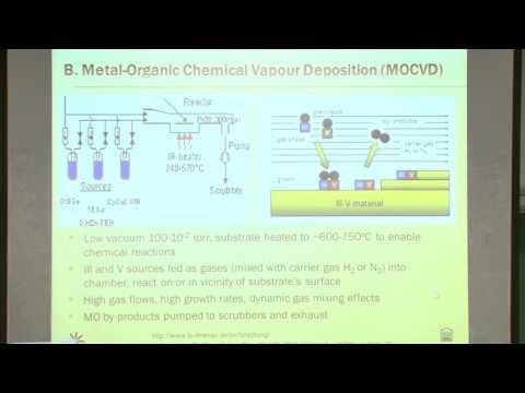 III/V Semiconductor Solar Cells - Dr. Joan Haysom