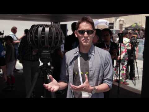 Thumbnail: Cine Gear Expo 2017 Jaunt Overview Koji Gardiner, VP Engineering JAUNT