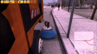 GameSpot Now Playing - Street Cleaning Simulator (PC)