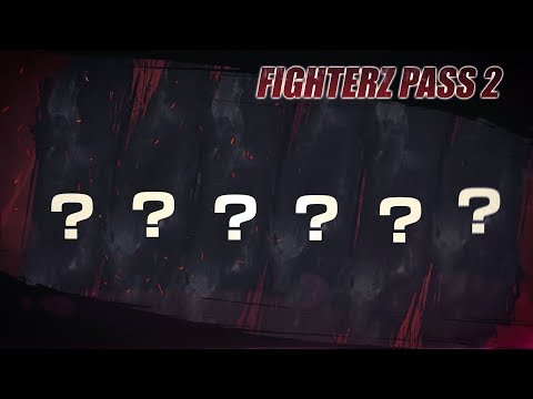 DRAGON BALL FighterZ - FighterZ Pass 2 Announcement Trailer   PS4, X1, PC, SWITCH