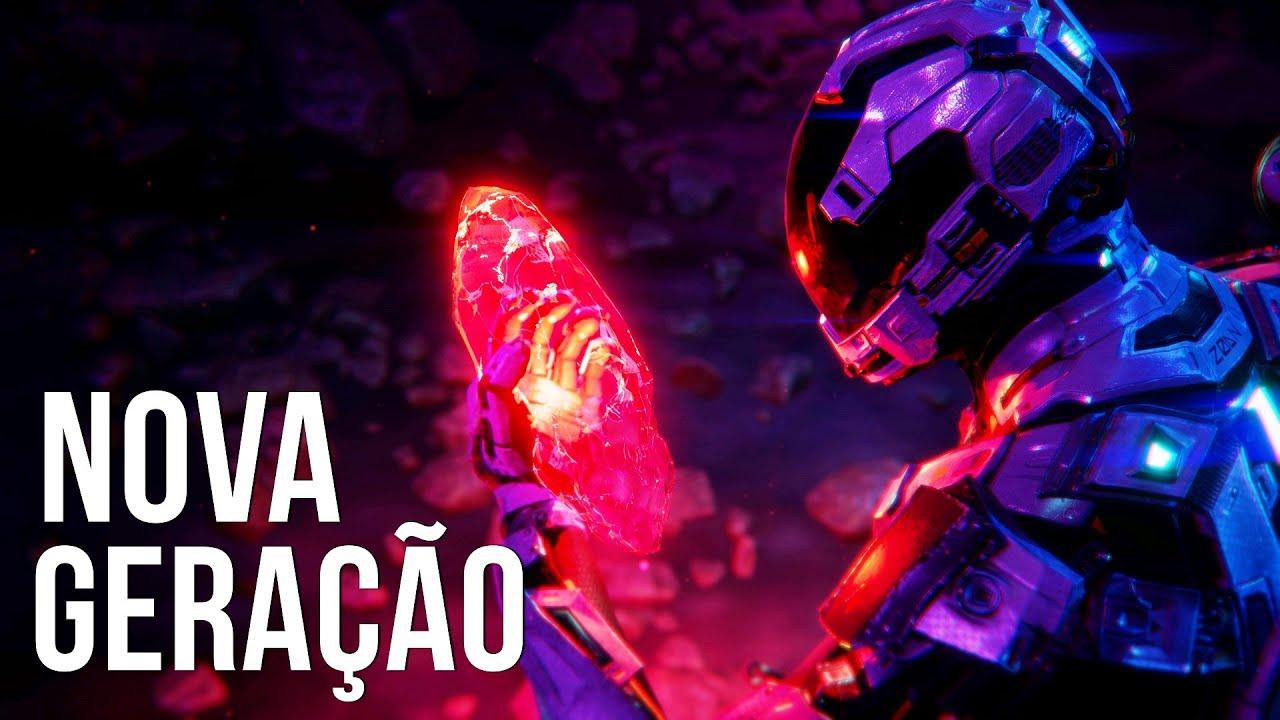 NOVO JOGO BRASILEIRO INCRÍVEL CHEGAND EM 2022    DOLMEN - PS5/ SERIESX S / PC