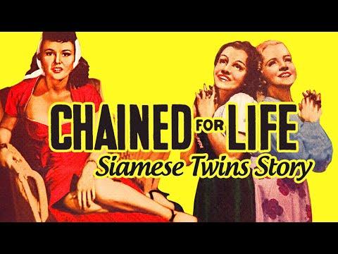 chained-for-life-(1952)-hilton-sisters--crime,-drama,-film-noir-full-length-film