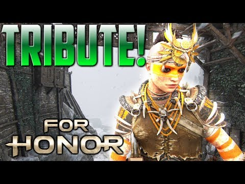 [For Honor] Shaman Tribute Early Access Gameplay!