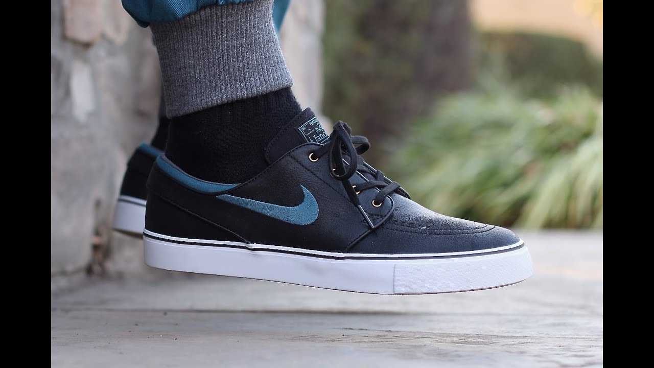 official photos 1ca00 e0392 ... coupon code for nike zoom stefan janoski premium black night factor  f2628 70491