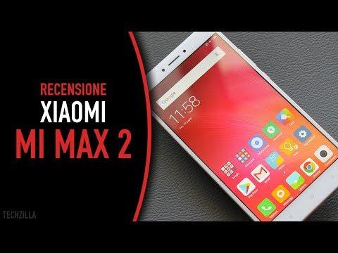 L'essenza della parola PHABLET - Xiaomi Mi Max 2 Recensione