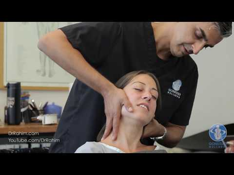 Ten Years Of Back Pain And Bad Posture HELPED With Dr. Rahim Gonstead Chiropractor