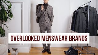 3 Brands Often Overlooked in Menswear | Tommy Hilfiger, Suitsupply, and Club Monaco