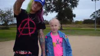 "Lil Russia Ft. Mia - ""F# *k Cancer"" (Official Music Video)"