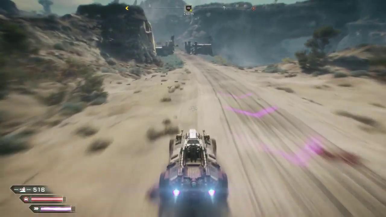 Rage 2 Vehicle List