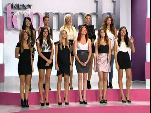 Greece S Next Top Model S2 E08 4 Of 6 Ant1 Gr 06 12 2010