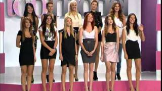 Greece's Next Top Model S2 / E08 [ 4 of 6 ] ANT1 GR ( 06/12/2010 )