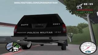 Multi sirenes para o GTA San Andreas