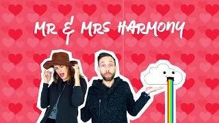SZRANKI WALENTYNKOWE - Mr & Mrs Harmony