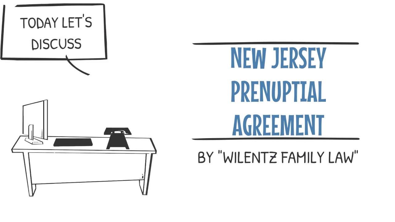 Prenuptial Agreement Nj New Jersey Prenuptial Agreement Lawyer