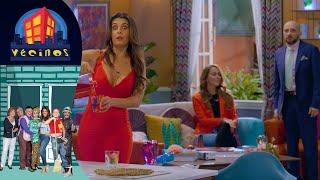 Vecinos, Capítulo 10: ¡Luis es sorprendido con su ex! | T 7 | Distrito Comedia
