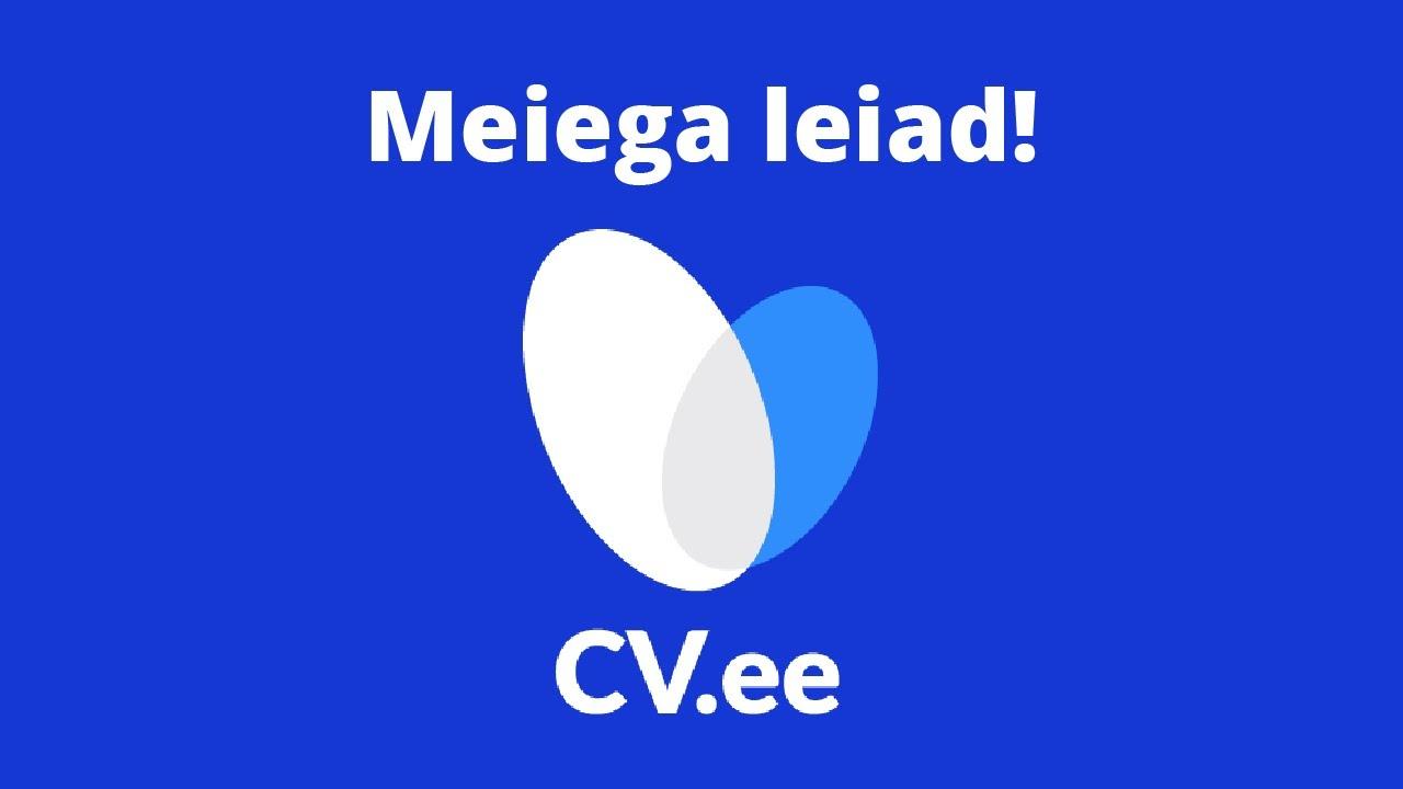 CV-Online (CV.ee) värbamisteenused - meiega leiad!