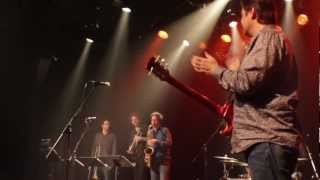 Mike Goudreau & Boppin Blues Band Live at The Vieux Clocher play Look At Little Sister