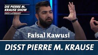 Faisal Kawusi disst Pierre M. Krause