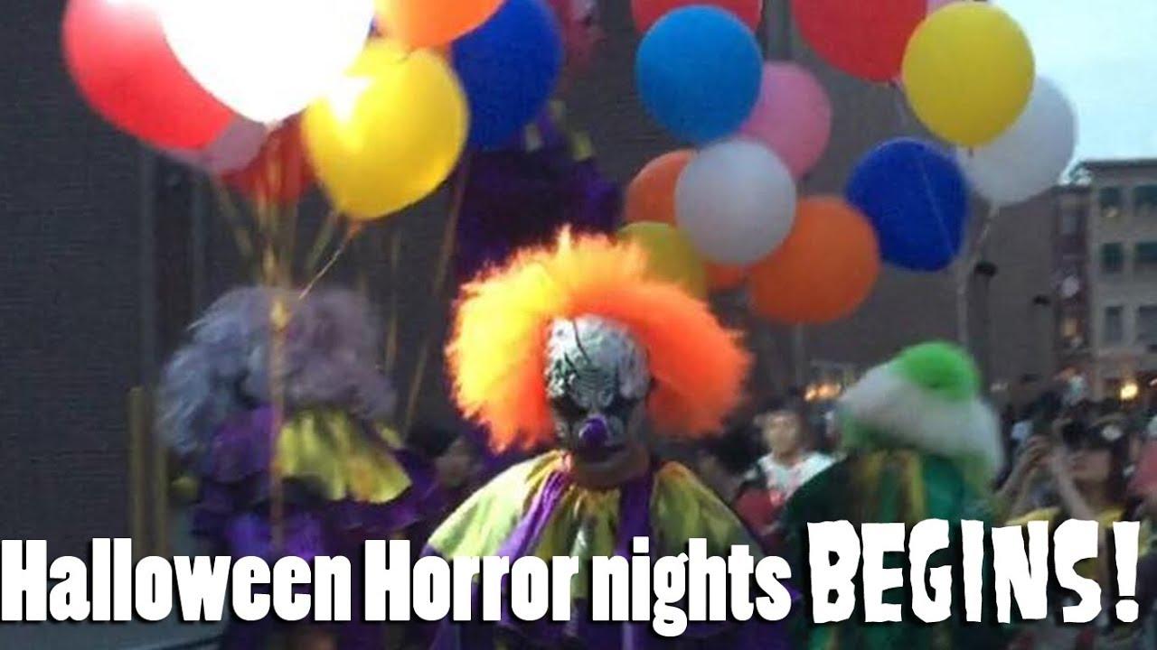 Universal Studios Japan Halloween Horror Nights