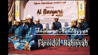 Download lagu Sholawat nahdliyah by faroidul bahiyyah MP3