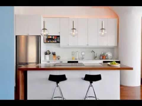 Diy apartment kitchen decorating ideas youtube for Kitchen decorating ideas youtube