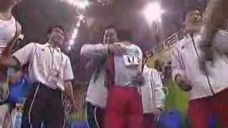 アテネオリンピック 日本体操男子団体 金メダル thumbnail